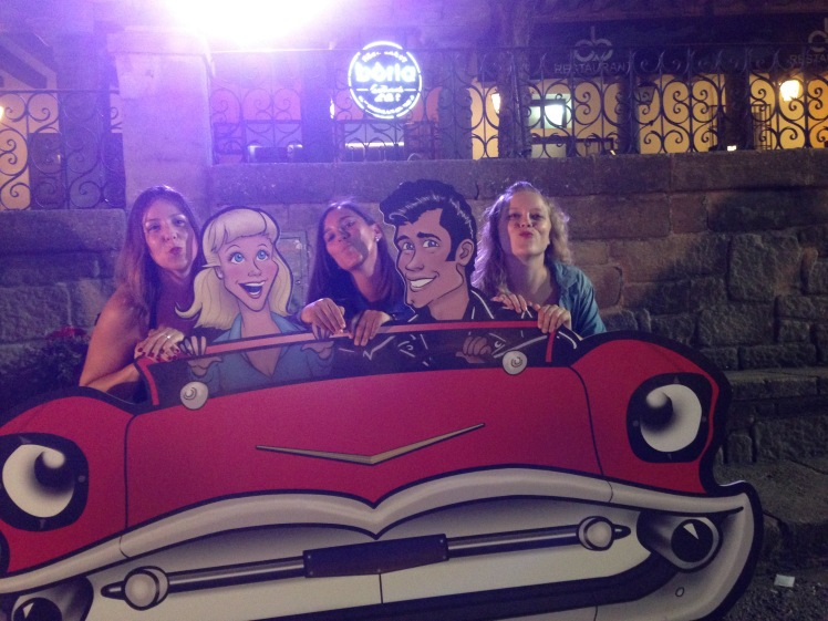 Grease Sing Along Poble Espanyol