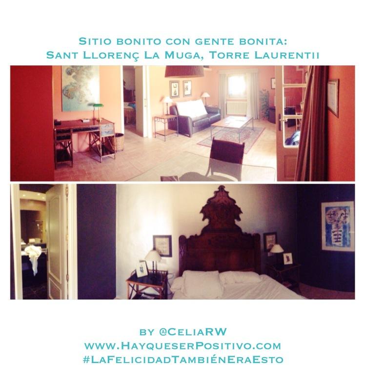 habitación hotel laurentii