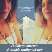 El diálogo interno: sé amable