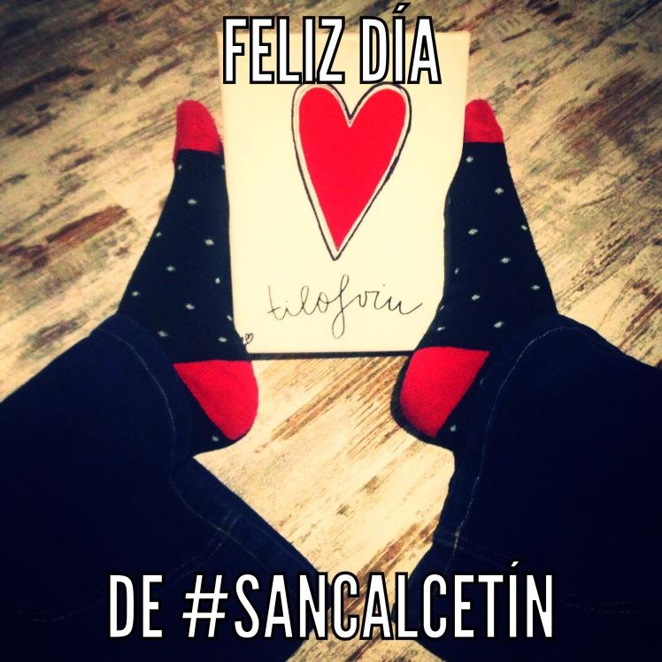 Feliz día de San Calcetín... O algunas anécdotas ridículas :)