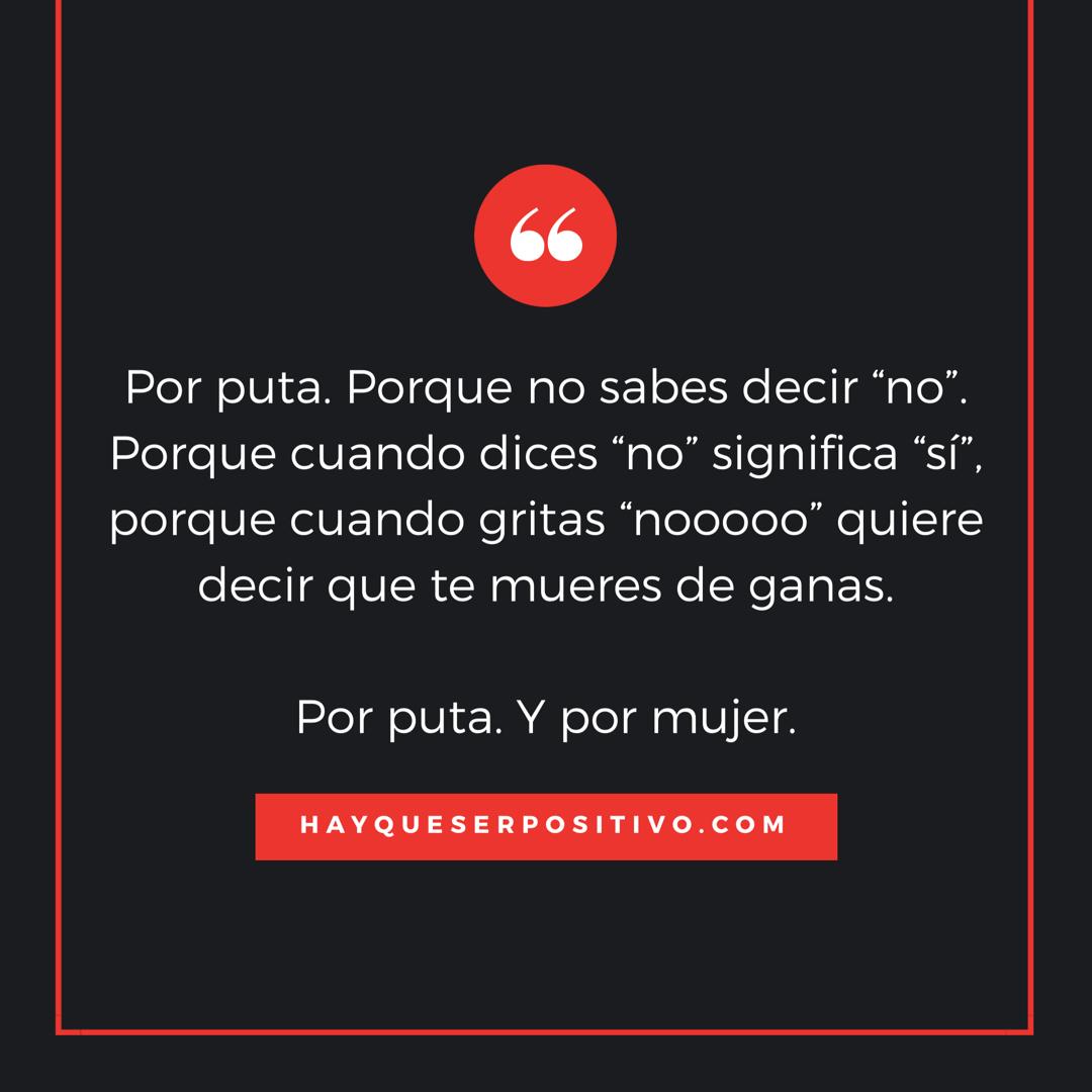 #Noesno Por puta #Yotecreo