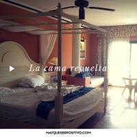 La cama revuelta y la felicidad #VDLN