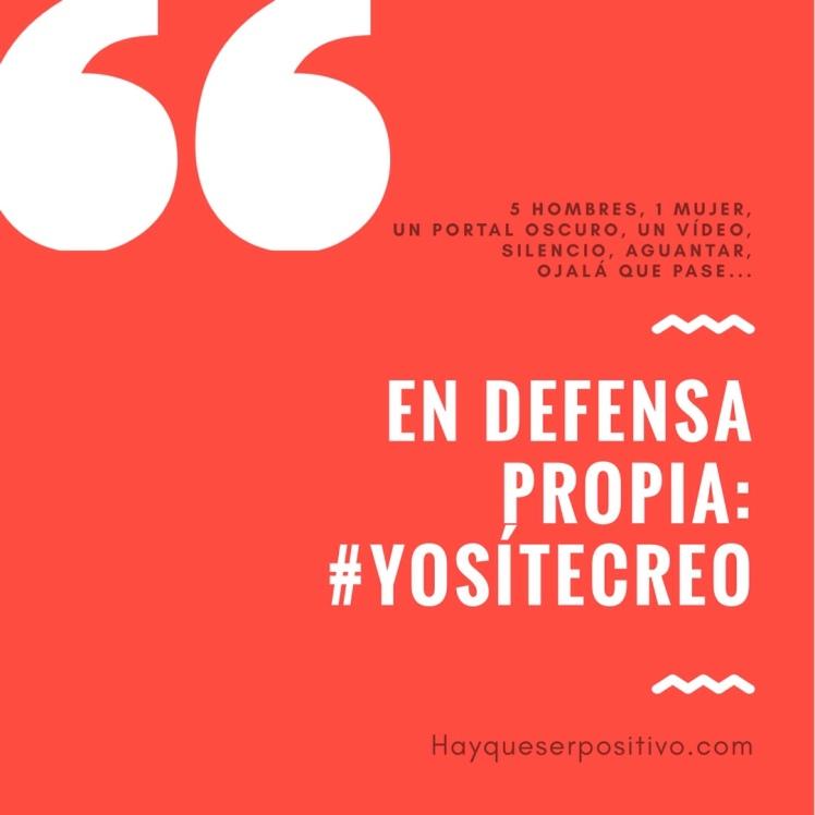 #yosítecreo #noesno