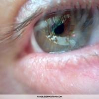 De pupila en pupila: mírame