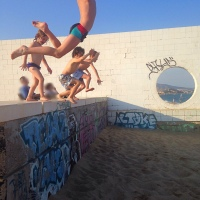Para ser feliz: Saltar, el cambio y la resilencia