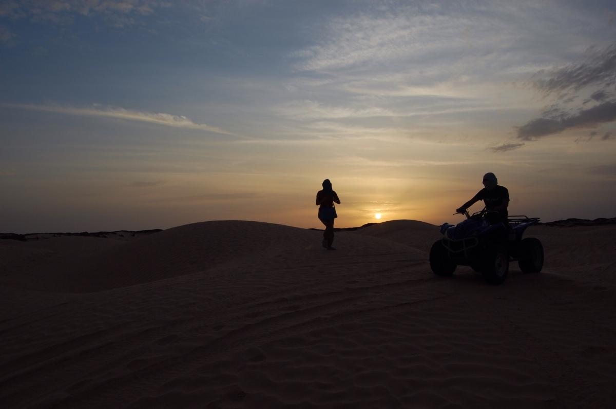 Hasta el infinito si es contigo. Viaje a Túnez.