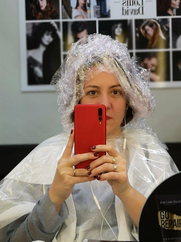 Cambio de look: el color en la peluquería