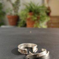 El anillo de boda que se tuvo que cortar. Anécdotas y cuerpos que hablan a gritos.